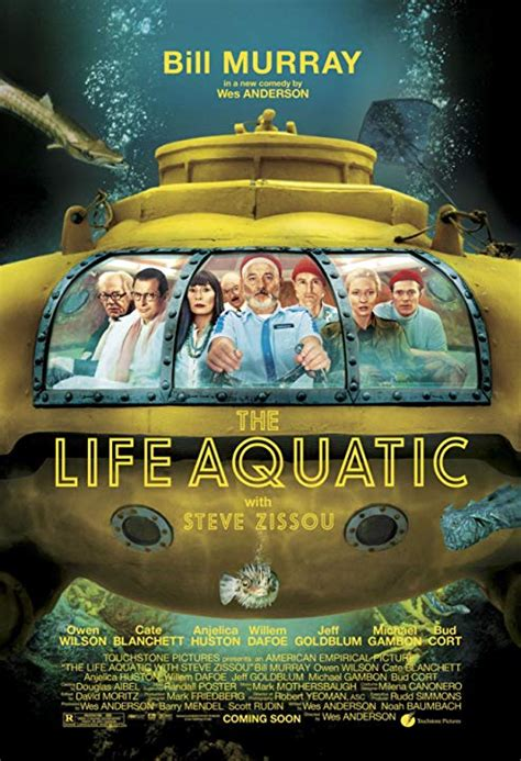 Pictures & Photos from The Life Aquatic with Steve Zissou ...