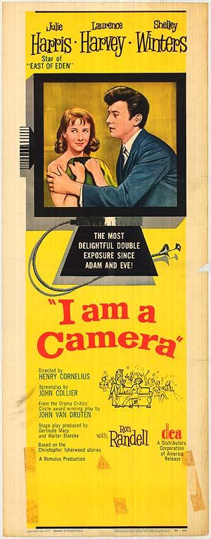 I Am A Camera movie posters at movie poster warehouse ...