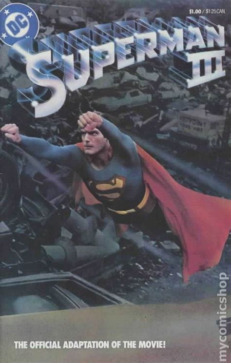 Superman Movie Special (1983) comic books