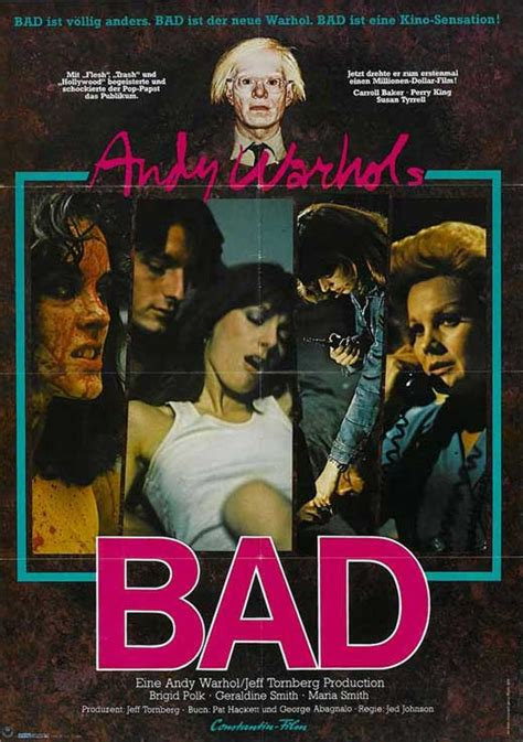 Andy Warhol's Bad Movie Posters From Movie Poster Shop