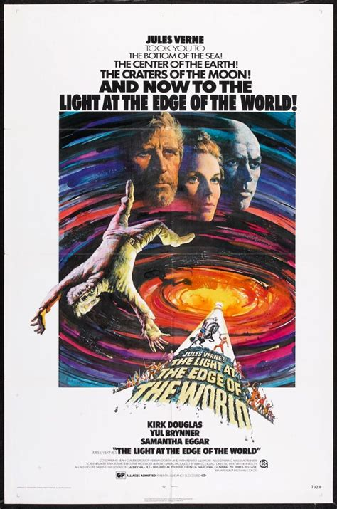 The Light at the Edge of the World (1971) Stars: Kirk ...