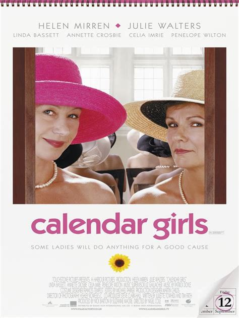 Calendar Girls - Film (2003)