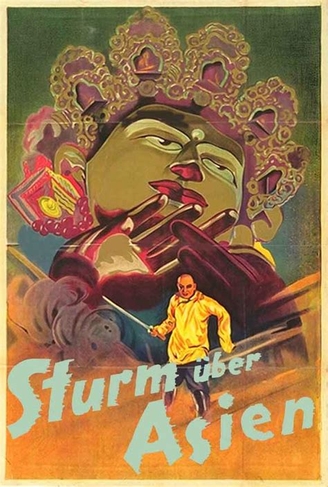 Storm over Asia Movie Posters From Movie Poster Shop