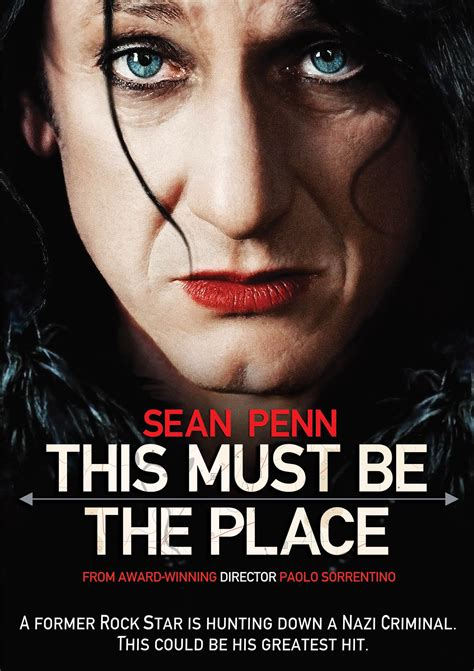This Must Be the Place DVD Release Date March 12, 2013