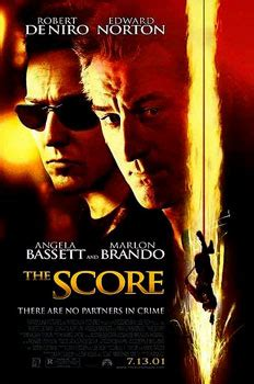 The Score (2001 film) - Wikipedia
