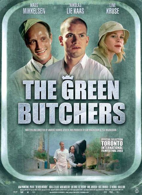 The Green Butchers Movie Posters From Movie Poster Shop