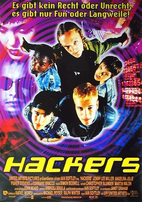 Computer Movies: Hackers (1995)