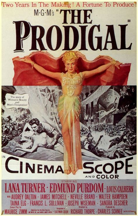 The Prodigal Movie Posters From Movie Poster Shop