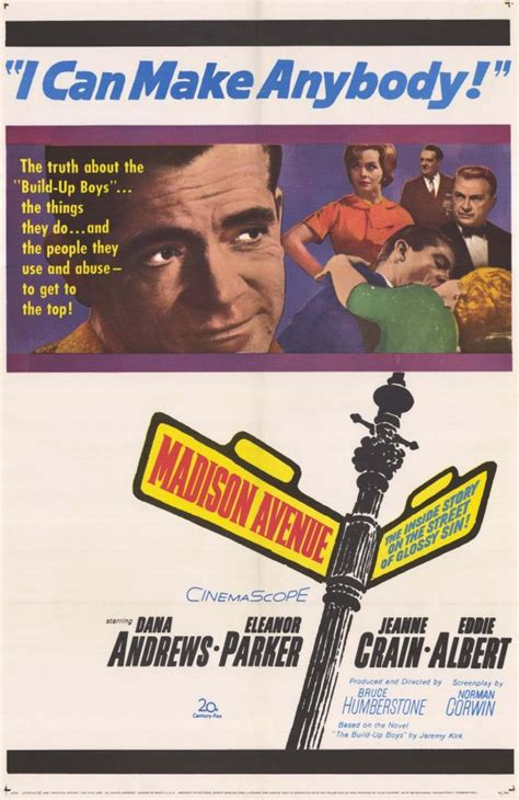Madison Avenue Movie Posters From Movie Poster Shop