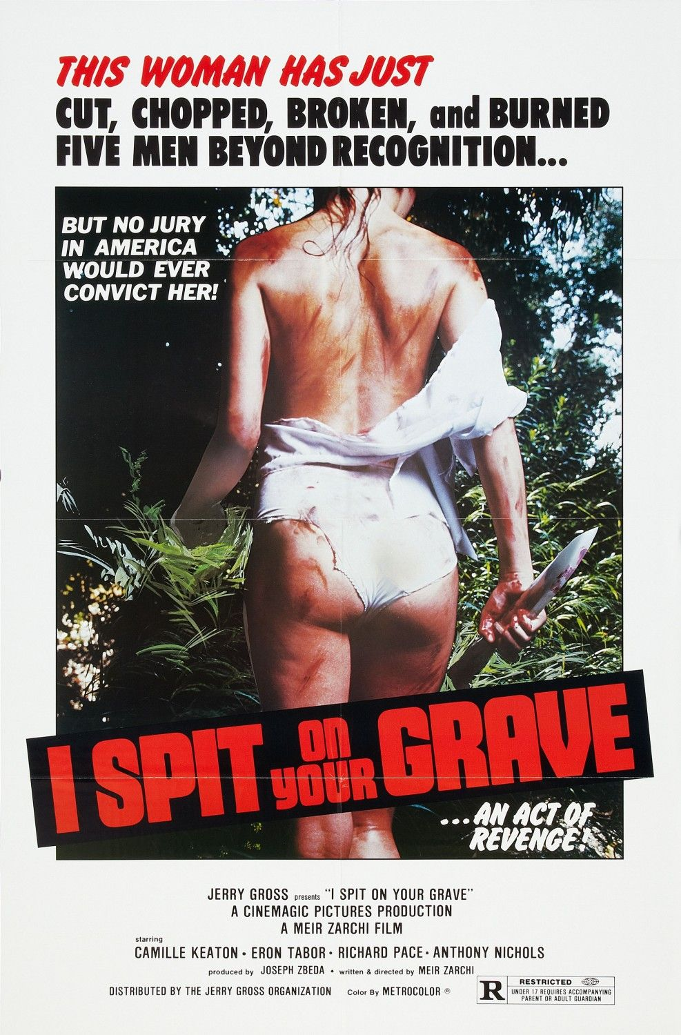 I Spit on Your Grave [1978]
