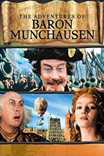 The Adventures of Baron Munchausen (1988) - IMDb