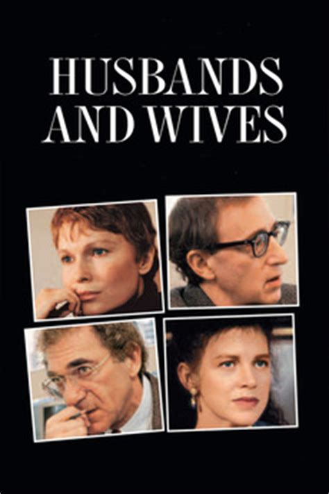 ‎Husbands and Wives (1992) directed by Woody Allen ...