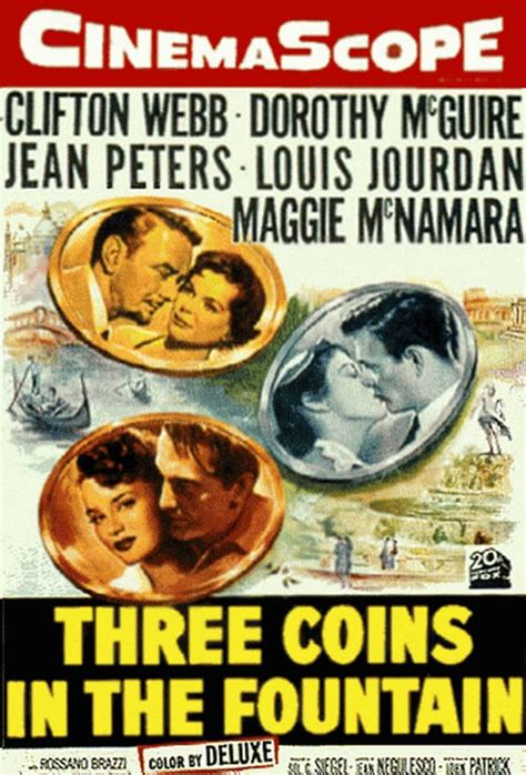 Three Coins in the Fountain (1954) — The Movie Database