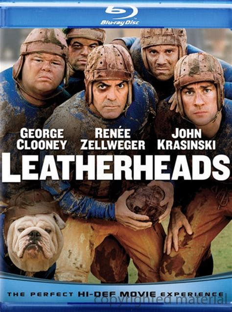 Leatherheads Blu-Ray Review – Ascully.com