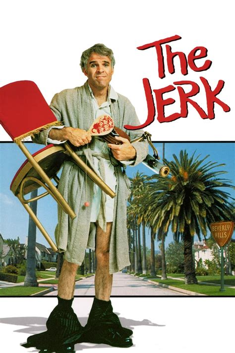 The Jerk (1979) - Posters — The Movie Database (TMDb)