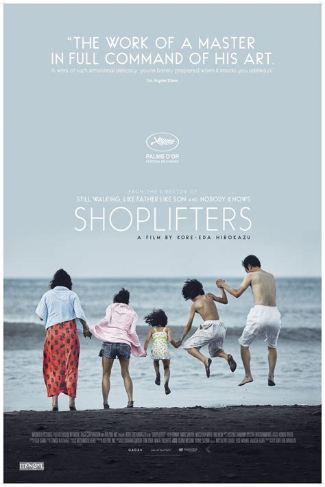 Shoplifters Movie Reviews