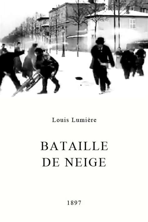 Bataille de boules de neige (1897) — The Movie Database (TMDb)