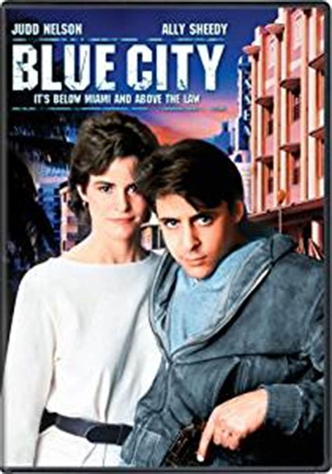 Amazon.com: Blue City: Judd Nelson, Ally Sheedy, Steven ...