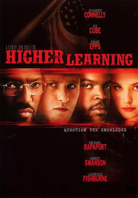 'Higher Learning': Still Trying to 'Unlearn' 20 Years Later