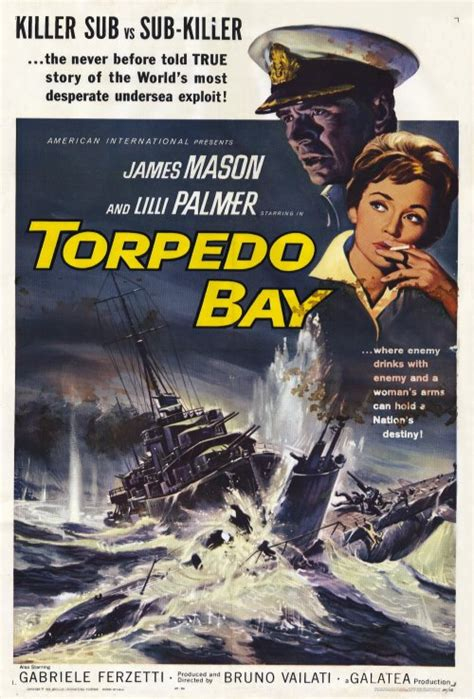 Torpedo Bay Movie Posters From Movie Poster Shop