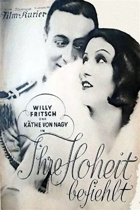 Watch Her Grace Commands (1931) Free Online