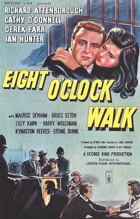 Watch Eight O'Clock Walk (1954) Free Online