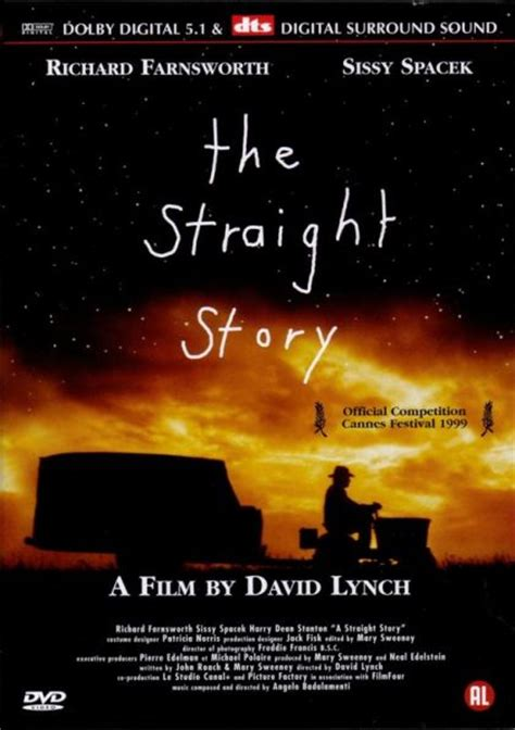 The Straight Story (1999) on Collectorz.com Core Movies