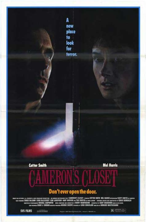 Cameron's Closet Movie Posters From Movie Poster Shop