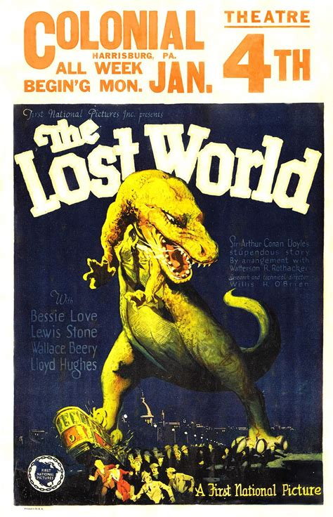 Breakfast In The Ruins: The Lost World (Harry O. Hoyt, 1925)