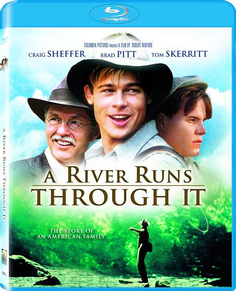 A River Runs Through It DVD Release Date