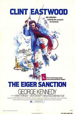 The Eiger Sanction (film) - Wikipedia