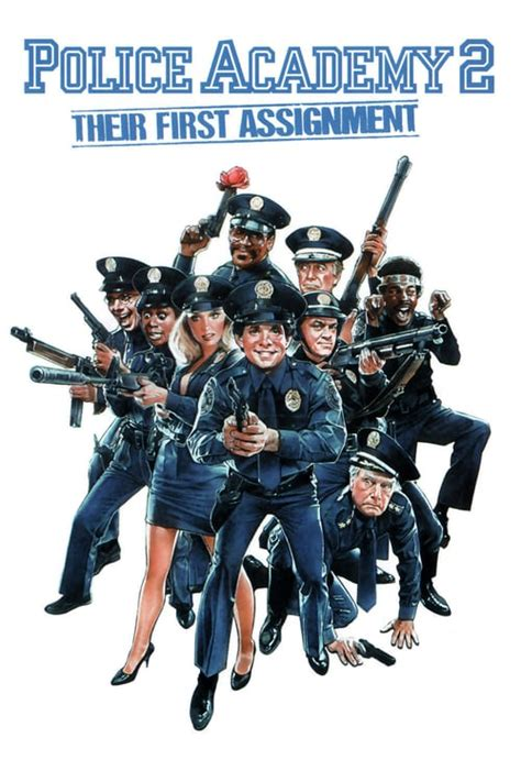 Police Academy 2: Their First Assignment (1985) — The ...