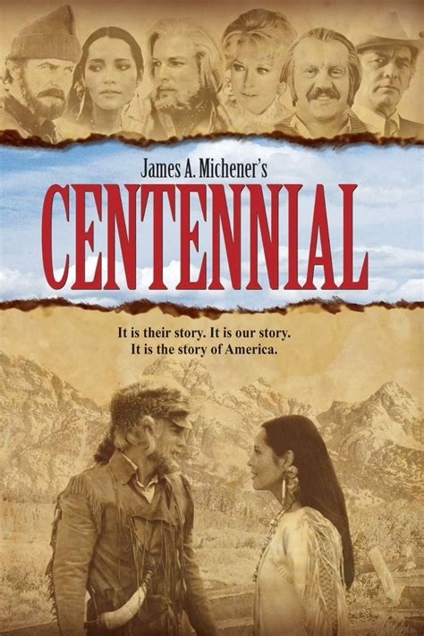 Centennial (TV Series 1978-1979) - Posters — The Movie ...