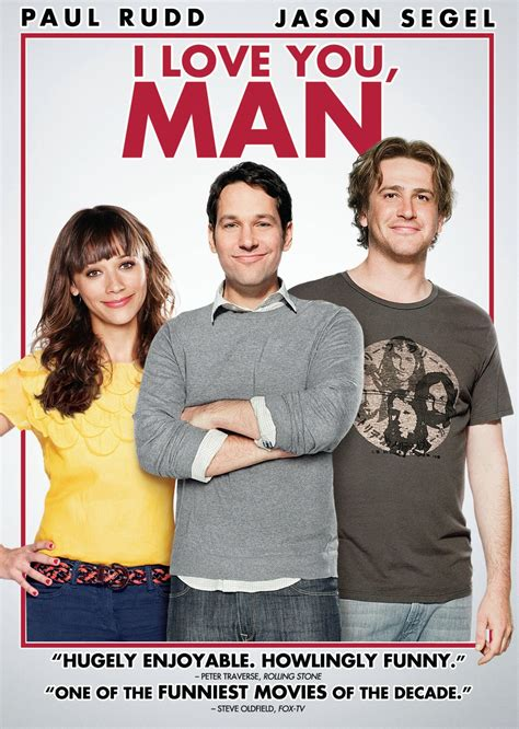 I Love You, Man DVD Release Date August 11, 2009