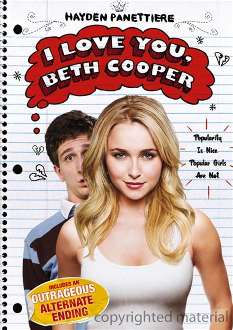 I Love You Beth Cooper DVD Review – Ascully.com