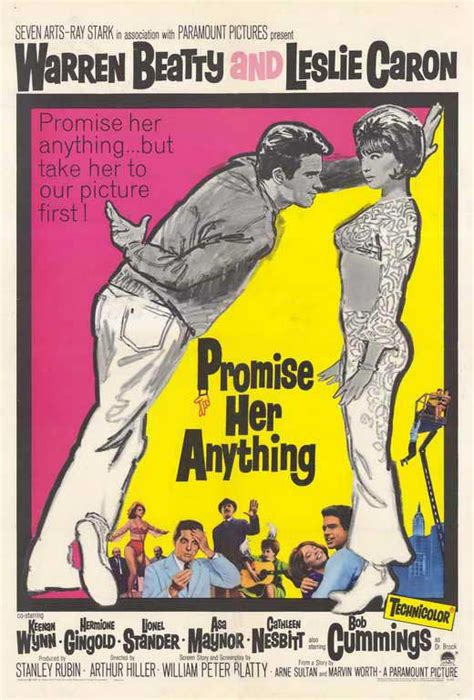 Promise Her Anything Movie Posters From Movie Poster Shop
