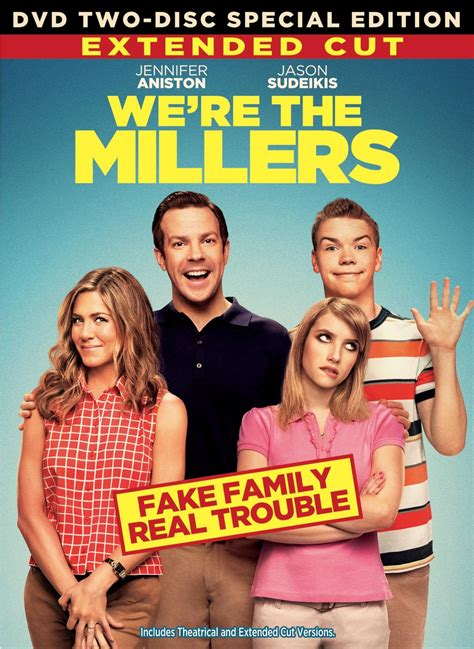 We're the Millers DVD Release Date November 19, 2013