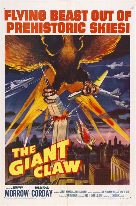 GIANT CLAW, The - Kaijumatic