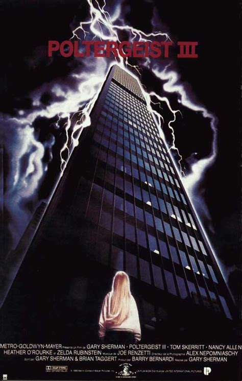 Poltergeist 3 Movie Posters From Movie Poster Shop