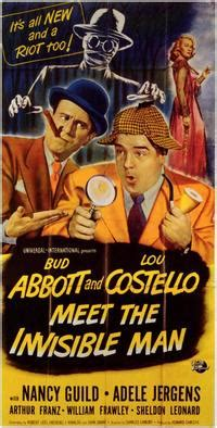Universal Monsters in Review: Abbot & Costello Meet The ...