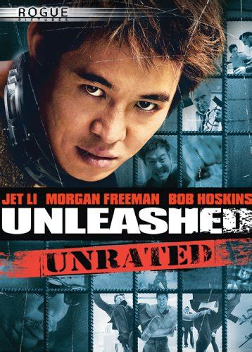 Unleashed DVD Cover - #43517