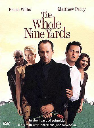 The Whole Nine Yards (DVD, 2000, Widescreen) Bruce Willis ...
