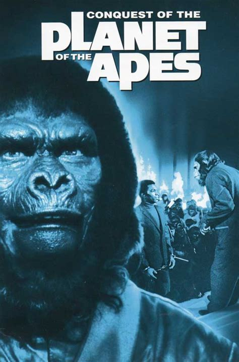 Conquest of the Planet of the Apes Movie Posters From ...