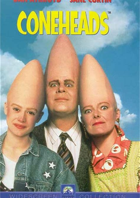 Coneheads (DVD 1993) | DVD Empire