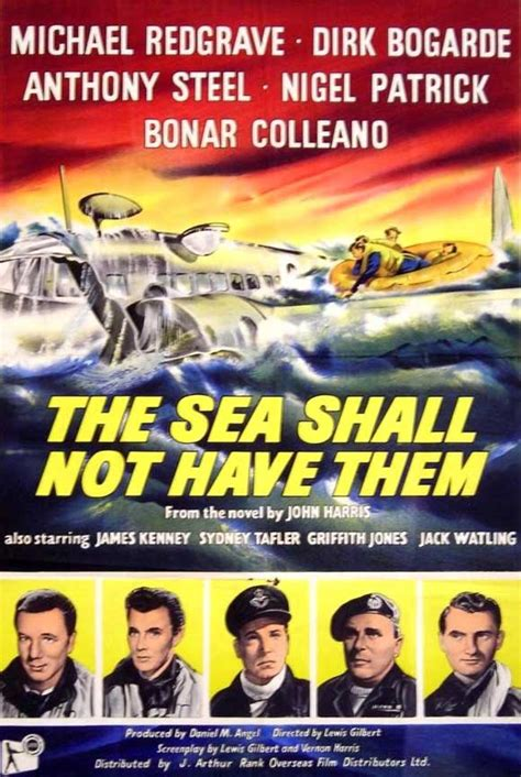 The Sea Shall Not Have Them Movie Posters From Movie ...