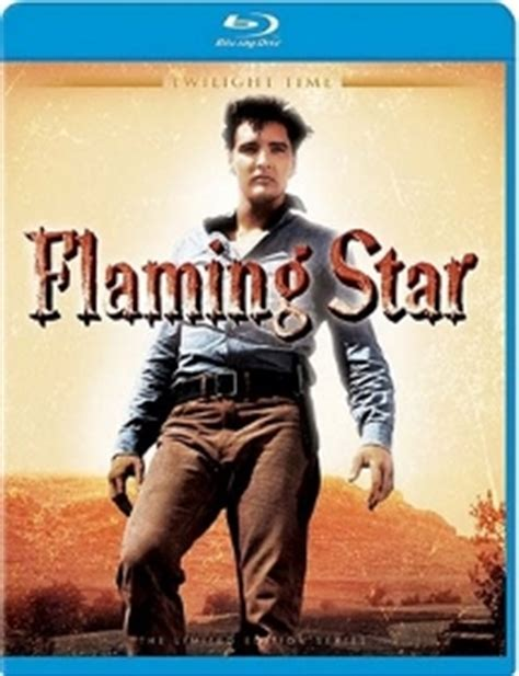 Blu-ray Review: Flaming Star - Twilight Time Limited ...