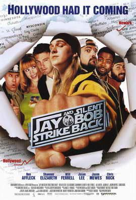 Jay and Silent Bob Strike Back Movie Posters From Movie ...