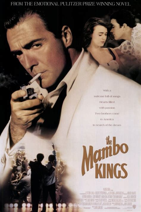 The Mambo Kings Movie Posters From Movie Poster Shop