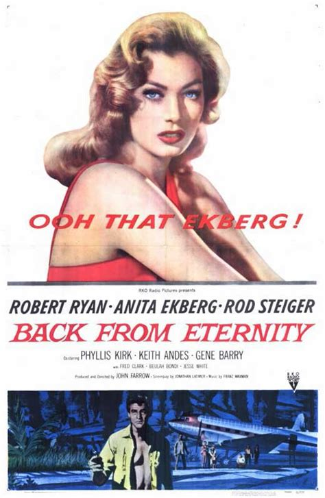 Back from Eternity Movie Posters From Movie Poster Shop