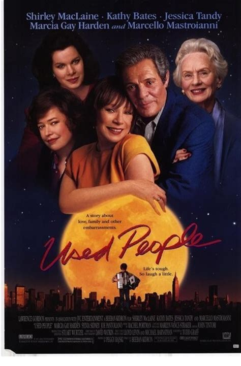 Used People Movie Review & Film Summary (1992) | Roger Ebert